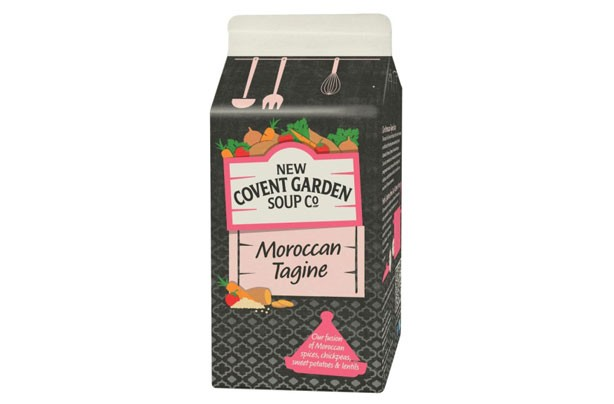 New Covent Garden Soup Co. Moroccan Tagine