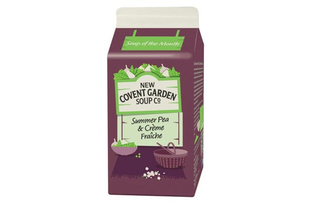 New Covent Garden Soup Co. Summer Pea & Creme Fraiche