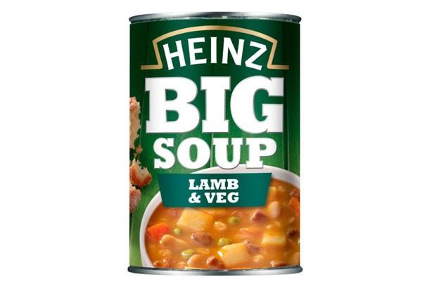 Heinz Big Soup Lamb and Veg