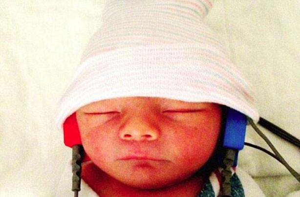 Fergie and Josh Duhamel's baby, Axl