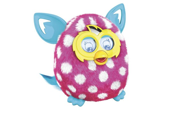 Furby, best-selling toys of all-time