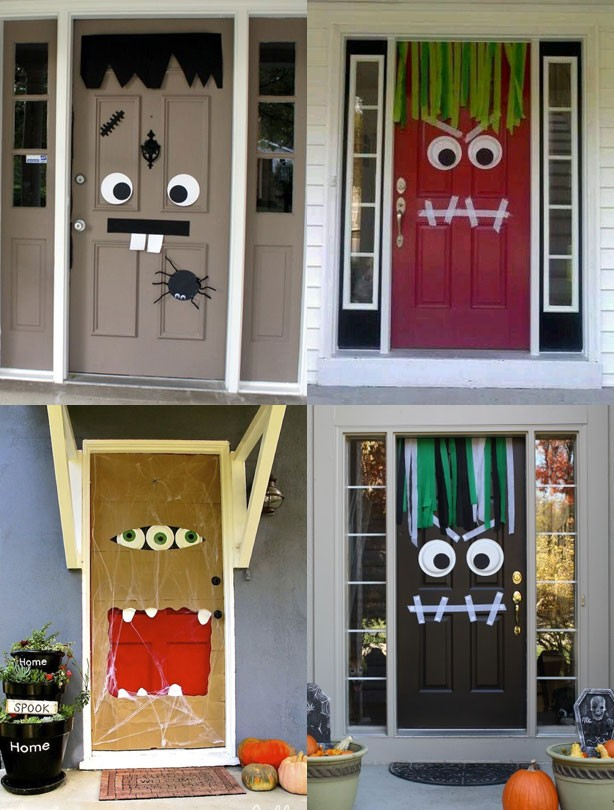 monster doors