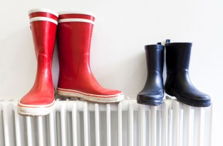Wellies radiator