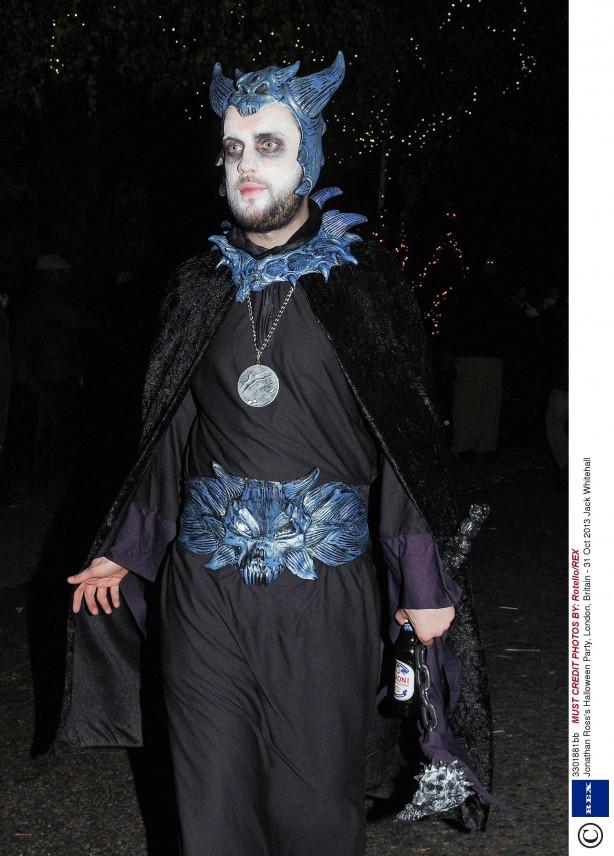 Jack Whitehall Halloween 2013