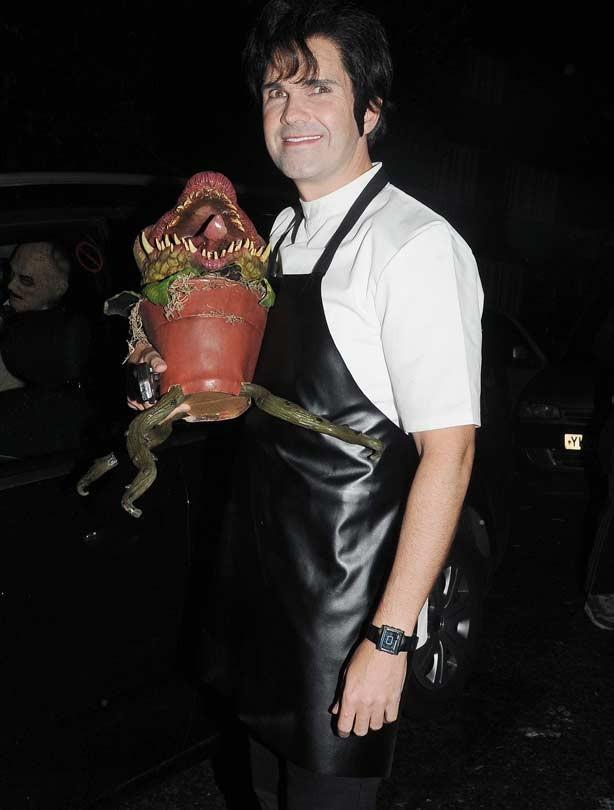 Jimmy Carr Halloween 2013