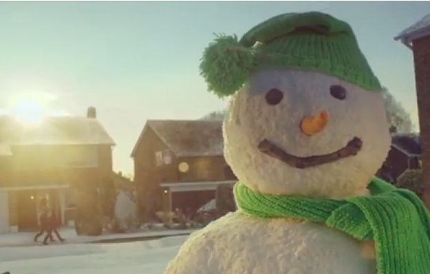 Asda's Christmas advert 2013