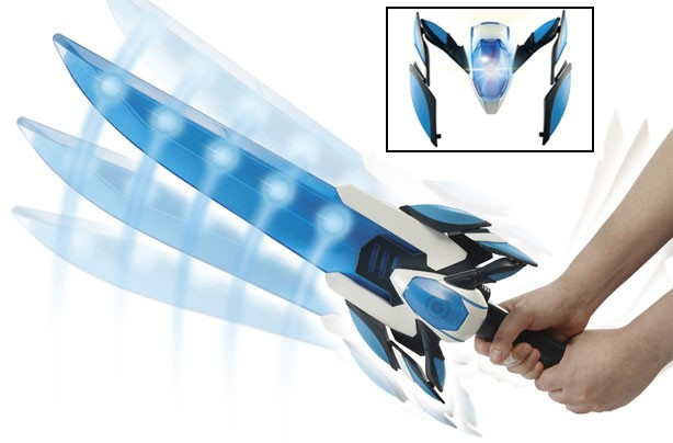 Max Steel Turbo Sword