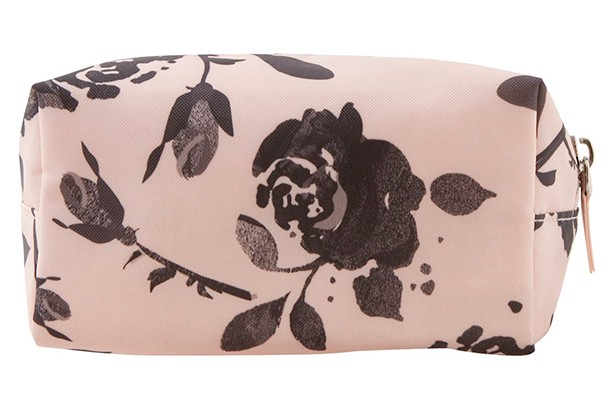 Boots Rose Cosmetic Purse