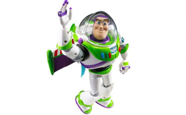 Buzz Lightyear, best-selling toys of all-time