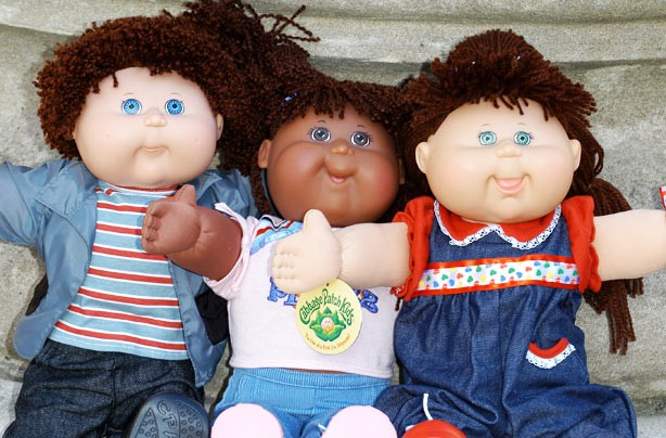 Cabbage Patch Kids, best-selling toys of all-time