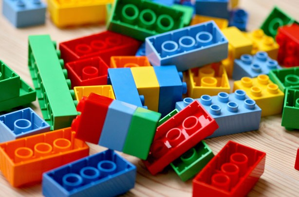 Lego bricks, best-selling toys of all-time