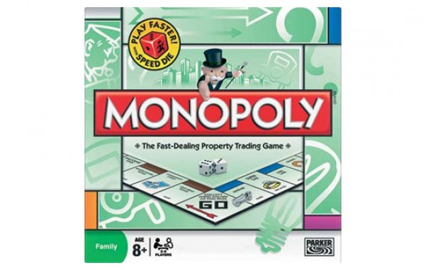 Monopoly, best-selling toys of all-time
