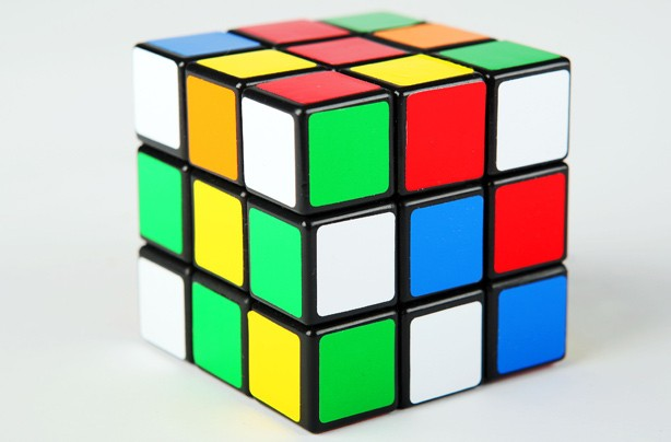Rubik's cube, best-selling toys of all-time