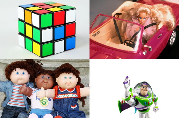 Best-selling toys of all time