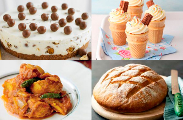Top 50 recipes of 2013