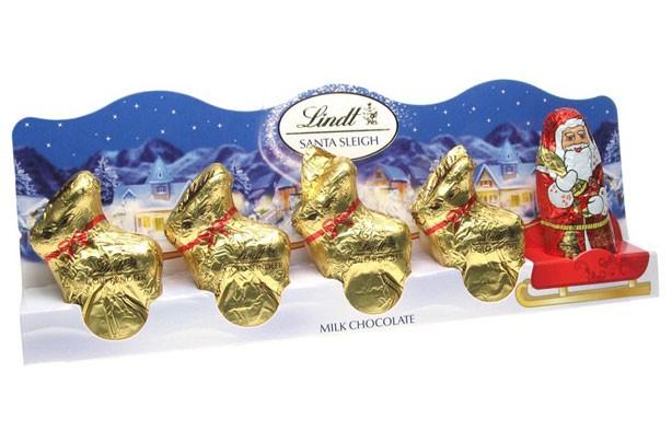 Christmas novelty food ideas