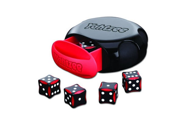 Best board games: Yahtzee