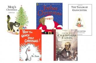 Top Christmas books for children