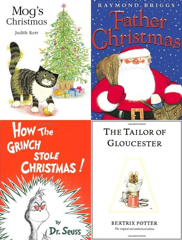 Top Christmas books for children