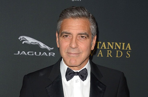 George Clooney at an event