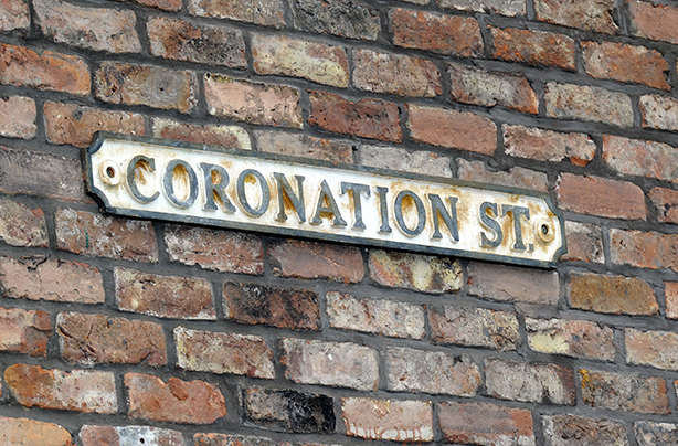 We're so excited about this A-list Corrie cameo