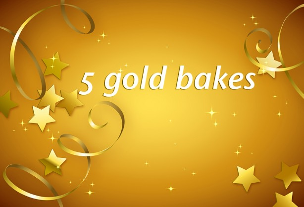 5 gold bakes