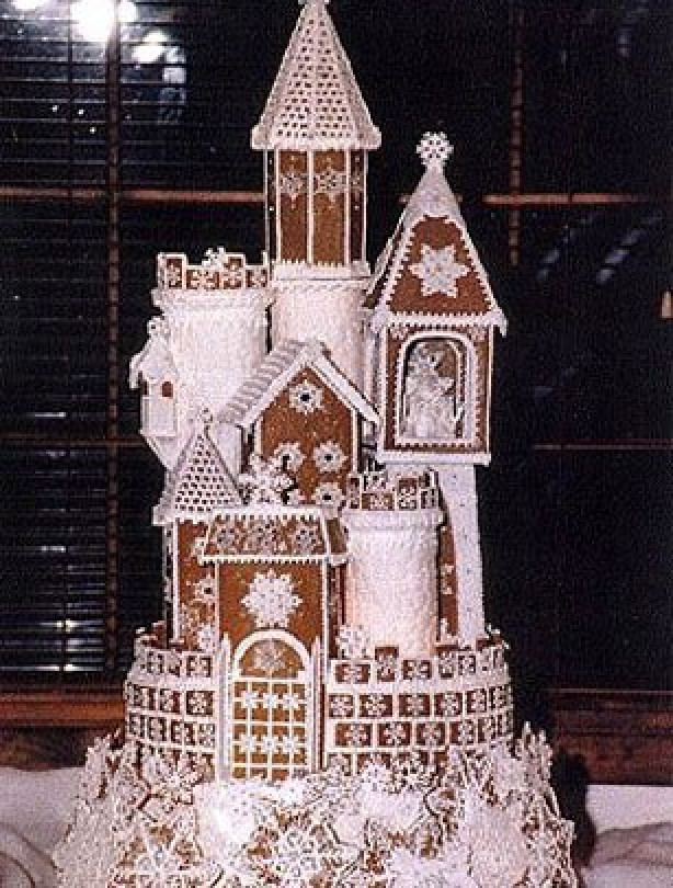the best gingerbread houses you have ever seen king of