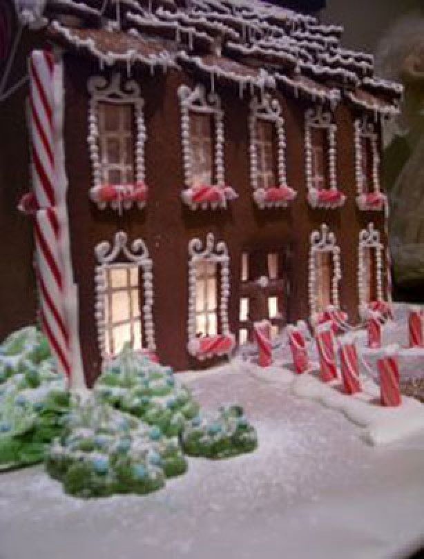 Best gingerbread houses