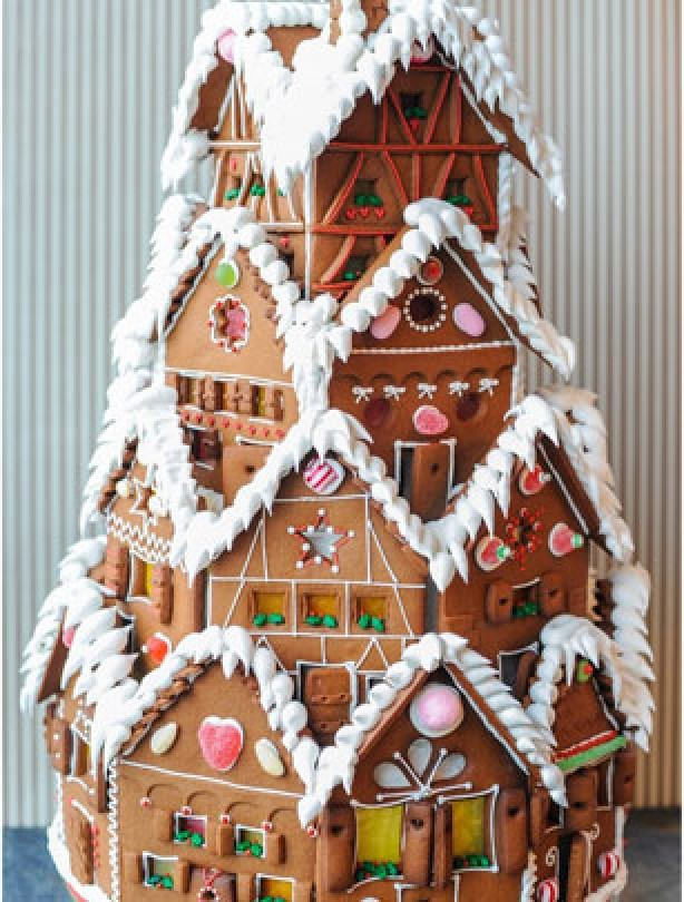 the best gingerbread houses you have ever seen stack o