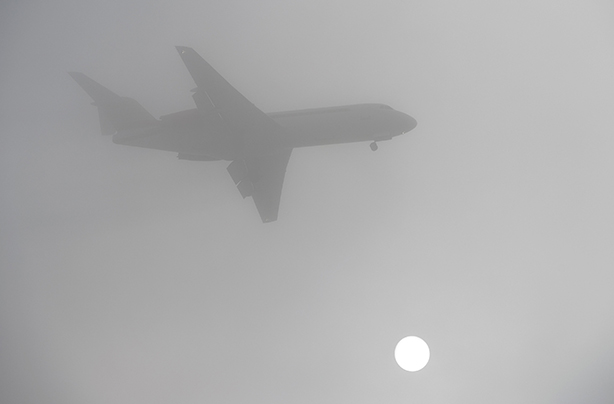 Heathrow fog: How to get compensation if your flight's cancelled