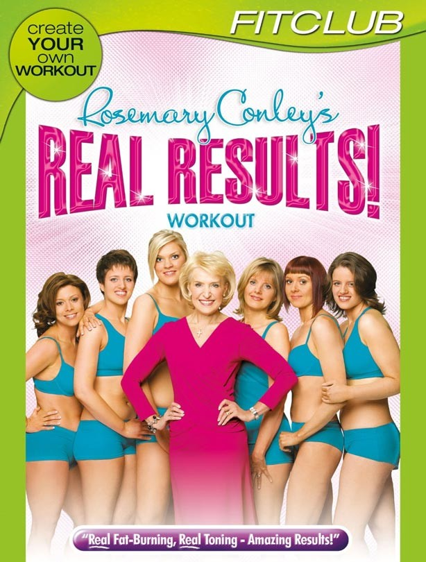 Rosemary Conley's Real Results Workout