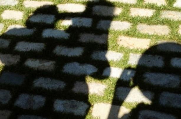 Carter family in shadows
