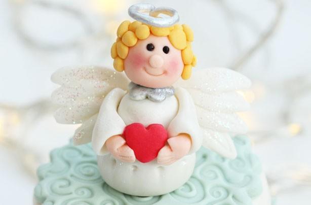 28 Cake Angels Decorations Bloomin LovelyCake