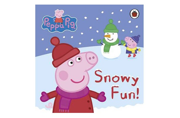 Peppa Pig Snowy Fun