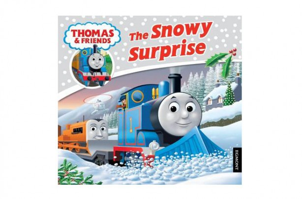 Thomas The Snowy Surprise