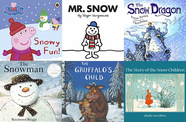 Winter-themed children's books