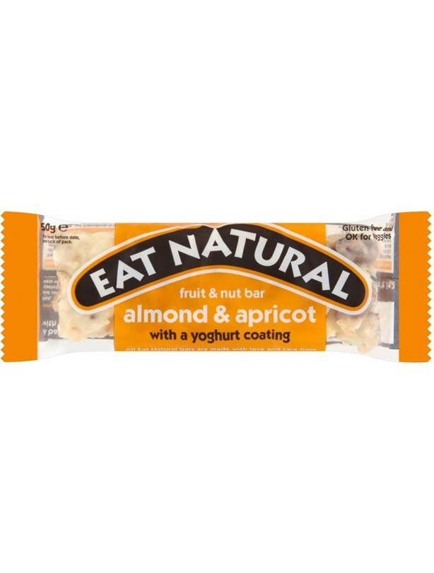 Eat Natural Fruit and Nut Bar Almond & Apricot