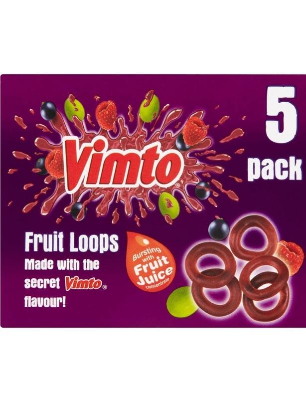 Vimto Fruit Loops