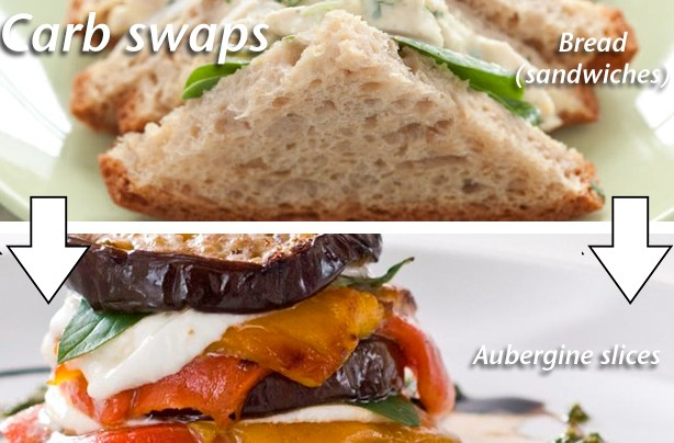 Carb swapper: Healthy swaps for your usual sides - Carb ...