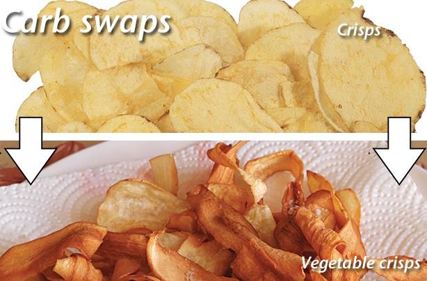 Carb-swap-crisps
