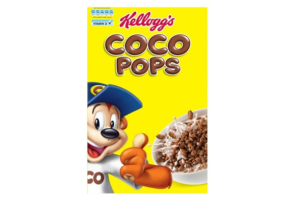 Kellogg's Coco Pops kids' cereal