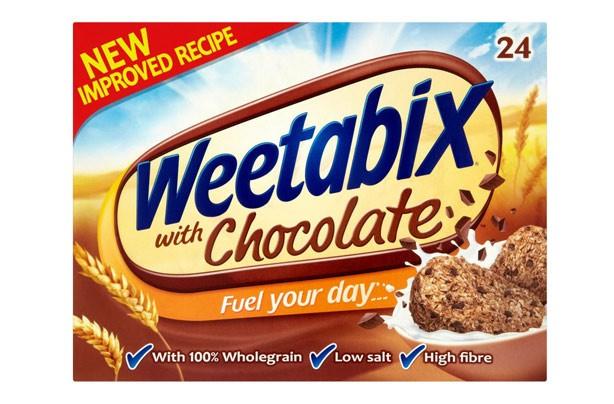 Weetabix kids' cereal