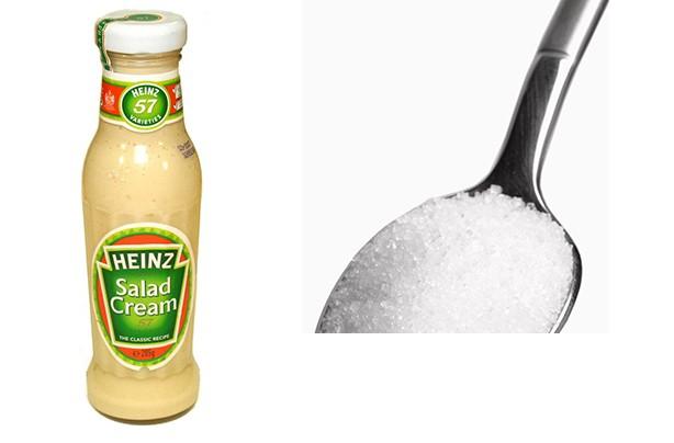 Heinz salad cream (15ml)
