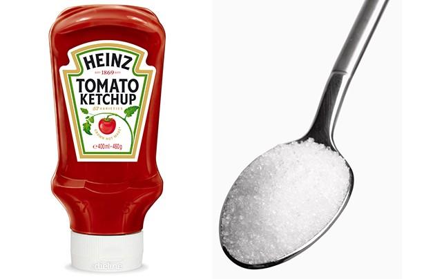 Heinz tomato ketchup (15ml)