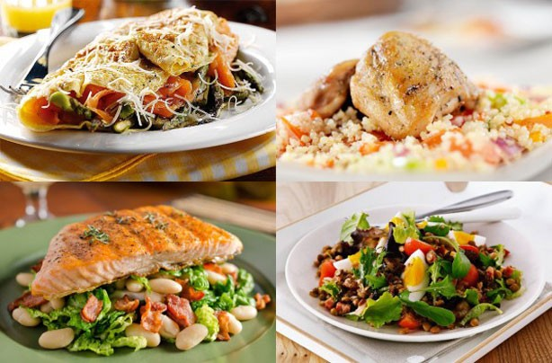 High protein foods and recipe ideas