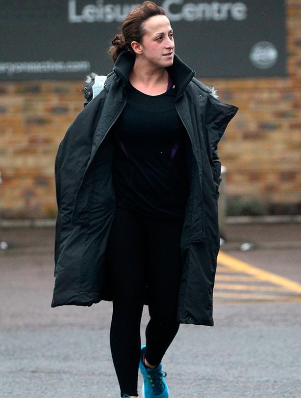 Natalie Cassidy January 2013