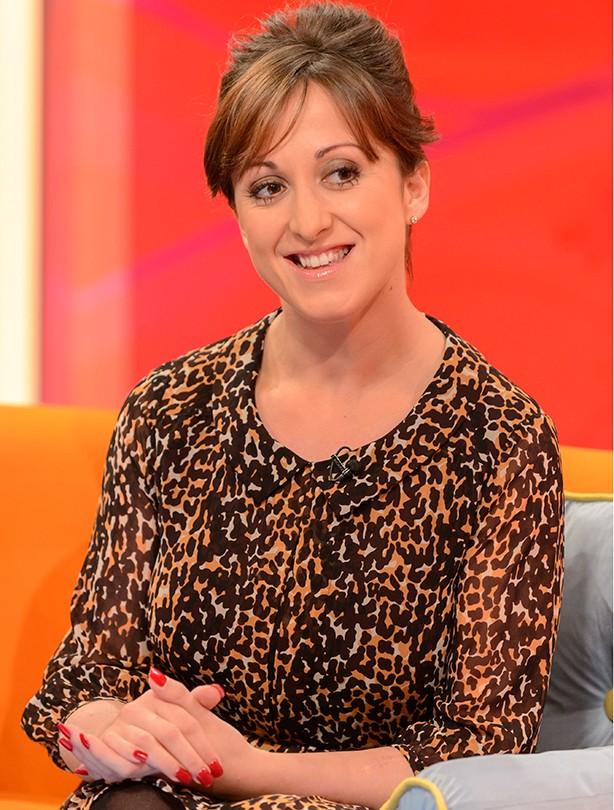 Natalie Cassidy October 2012