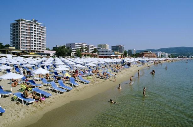 Bulgaria, Sunny Beach