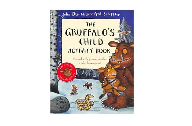 Gruffalo Child's Activities Book