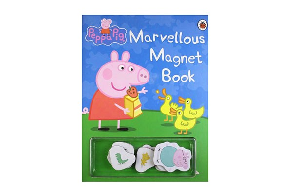 Peppa Pig's Marvelous Magnet Book
